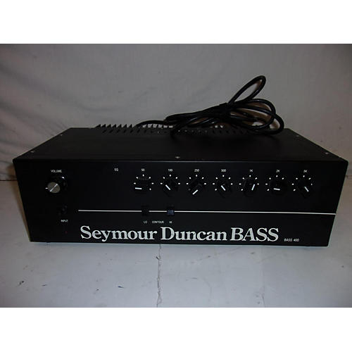 Bass 400 Bass Amp Head