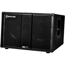 "GENZLER AMPLIFICATION Bass Array 210 Slanted Version, w/ 2x10"" Neo and 4 x 3"" Line Array Bass Cabinet"