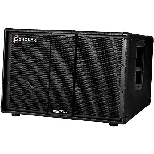 Genzler Amplification Bass Array 210 Slanted Version, w/ 2x10