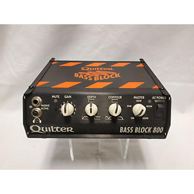 Quilter Labs Bass Block 800 Bass Amp Head