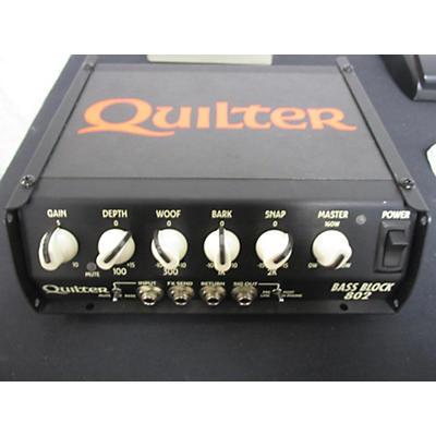 Quilter Labs Bass Block 802 Bass Amp Head