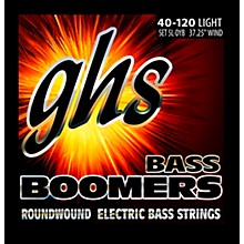 GHS Bass Boomers 5-String Roundwound Bass Strings (40-120)