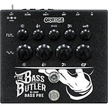 Orange Amplifiers Bass Butler Bi-Amping DI Pedal