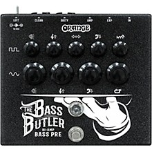Open BoxOrange Amplifiers Bass Butler Bi-Amping DI Pedal