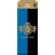 Bass Clarinet Reeds Strength 2