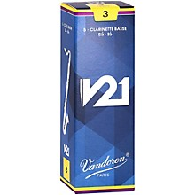 Bass Clarinet V21 Reeds Box of 5 3