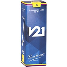 Bass Clarinet V21 Reeds Box of 5 4