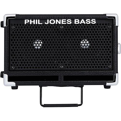 Phil Jones Bass Bass Cub 2 BG-110 Bass Combo Amplifier Condition 1 - Mint Black