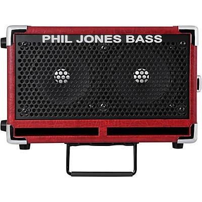 Phil Jones Bass Bass Cub 2 BG-110 Bass Combo Amplifier
