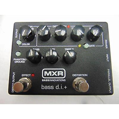 MXR Bass D.I.+ Bass Effect Pedal
