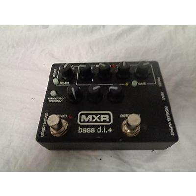 MXR Bass Di+ Bass Effect Pedal