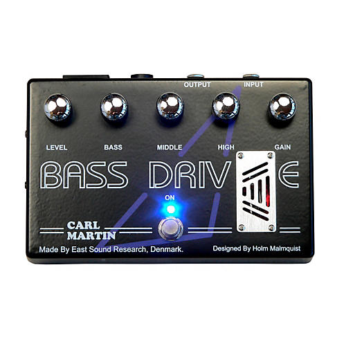 carl martin bass drive tube pre amp bass effects pedal musician 39 s friend. Black Bedroom Furniture Sets. Home Design Ideas