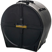 Bass Drum Case with Wheels 22 in.