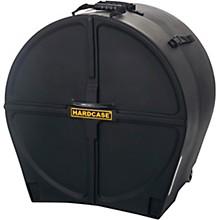 Open BoxHARDCASE Bass Drum Case with Wheels