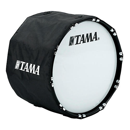 tama marching bass drum cover 18 to 20 in musician 39 s friend. Black Bedroom Furniture Sets. Home Design Ideas