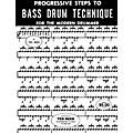Alfred Bass Drum Technique for Drummers Book thumbnail