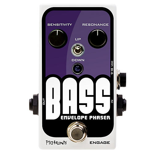 Pigtronix Bass Envelope Phaser Effects Pedal