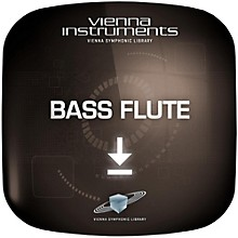 Vienna Instruments Bass Flute Standard