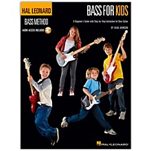 Hal Leonard Bass For Kids - Bass Method (Book/Online Audio)