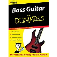 eMedia Bass Guitar For Dummies - Digital Download