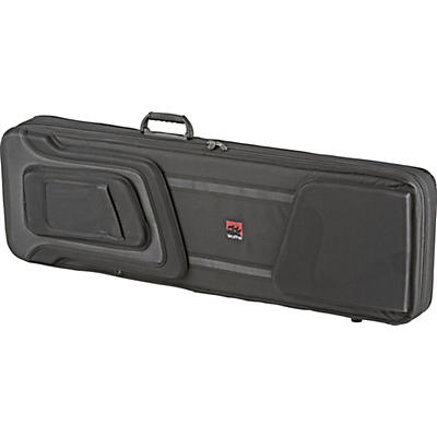WolfPak Bass Guitar Polyfoam Case