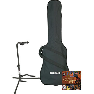 Yamaha Bass Guitar Promo Pack