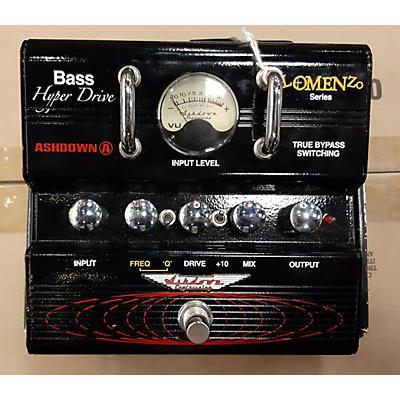 Ashdown Bass Hyper Drive Bass Effect Pedal