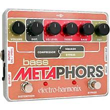 Open BoxElectro-Harmonix Bass Metaphors Compressor Effects Pedal
