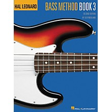Hal Leonard Bass Method 3 - 2nd Edition Book