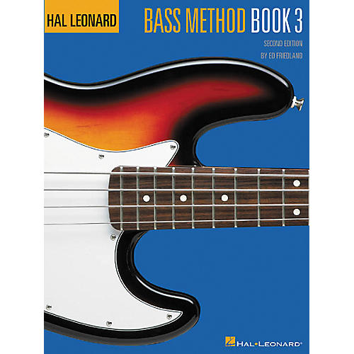 Bass Method 3 - 2nd Edition Book