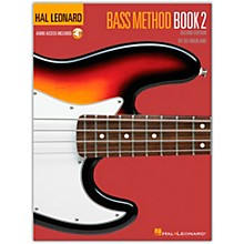 Hal Leonard Bass Method Book 2 - 2nd Edition (Book/Online Audio)