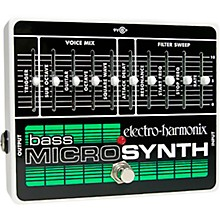 Open BoxElectro-Harmonix Bass MicroSynth Effects Pedal
