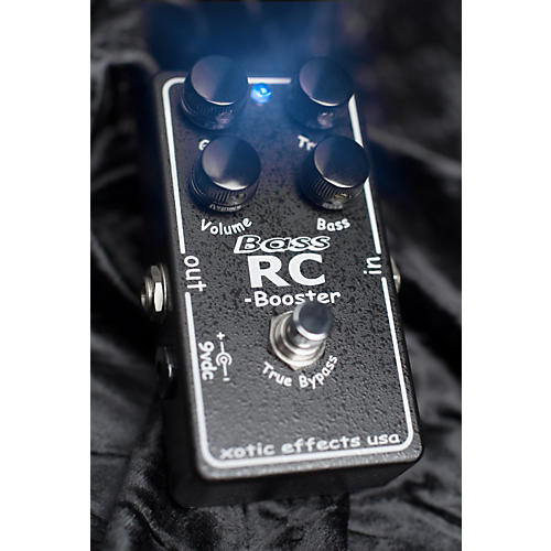 Xotic Effects Bass RC Booster Bass Effects Pedal
