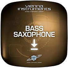 Vienna Instruments Bass Saxophone Upgrade To Full Library