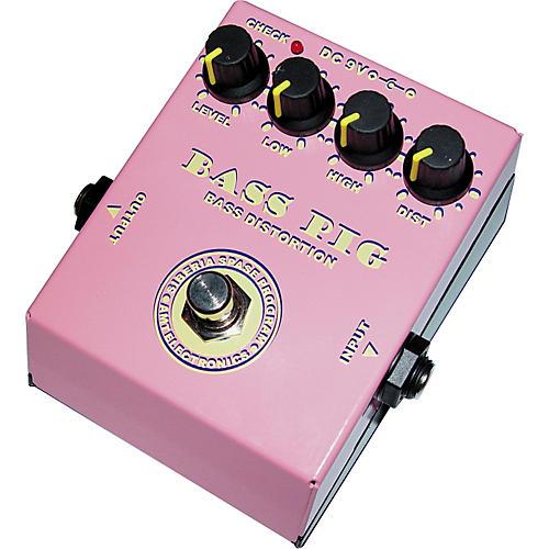 AMT Electronics Bass Series Bass Pig Distortion Pedal