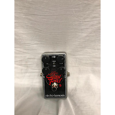 Electro-Harmonix Bass Soul Food Overdrive Bass Effect Pedal