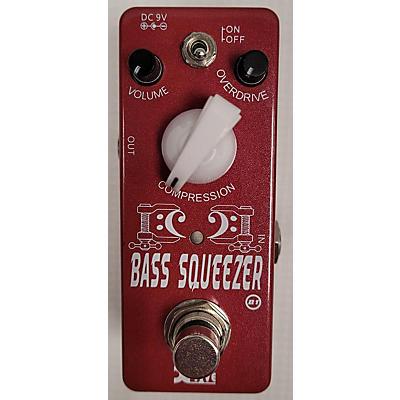 XVive Bass Squeezer Bass Effect Pedal