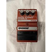 DOD Bass Stereo Chorus Bass Effect Pedal