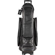 Open BoxGard Bass Trombone Wheelie Bag