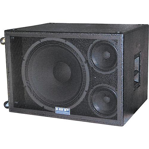 ISP Technologies Bass Vector Pro Active Cabinet