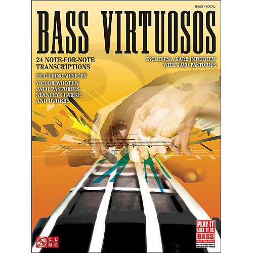 Cherry Lane Bass Virtuosos