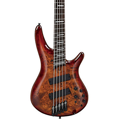 Ibanez Bass Workshop Multi Scale SRMS805 5-String Electric Bass