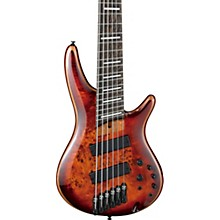 Ibanez Bass Workshop Multi Scale SRMS806 6-String Electric Bass