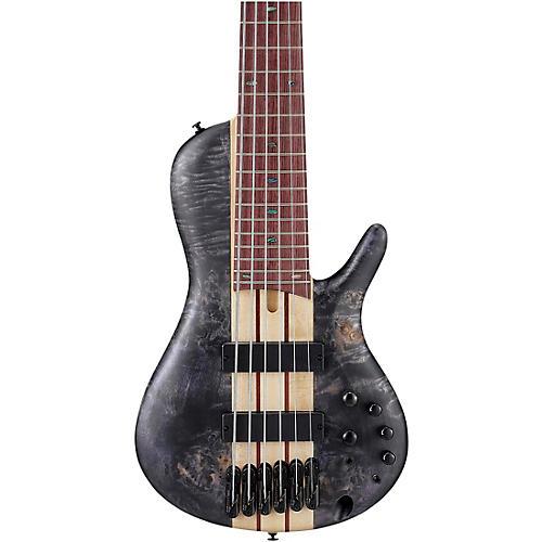 Ibanez Bass Workshop SRSC806 6-String Electric Bass Deep Twilight Flat