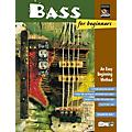 Alfred Bass for Beginners and Rock Bass for Beginners Book with DVD thumbnail