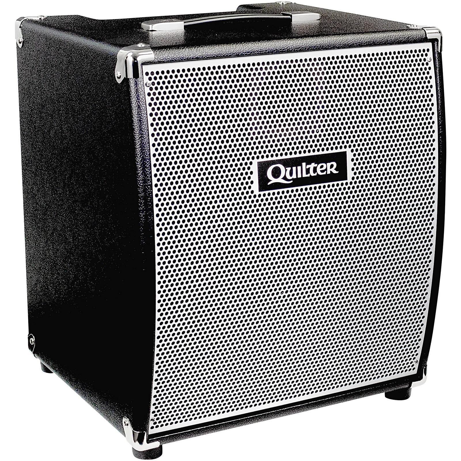 Quilter Labs BassDock BD12 400W 1x12 Bass Speaker Cabinet