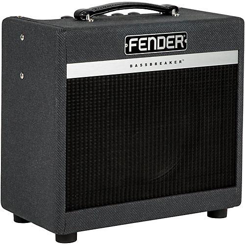 Fender Bassbreaker 007 1x10 7W Tube Guitar Combo Amp Condition 1 - Mint