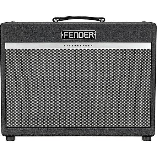 Fender Bassbreaker 30R 30W 1x12 Tube Guitar Combo Amp Black