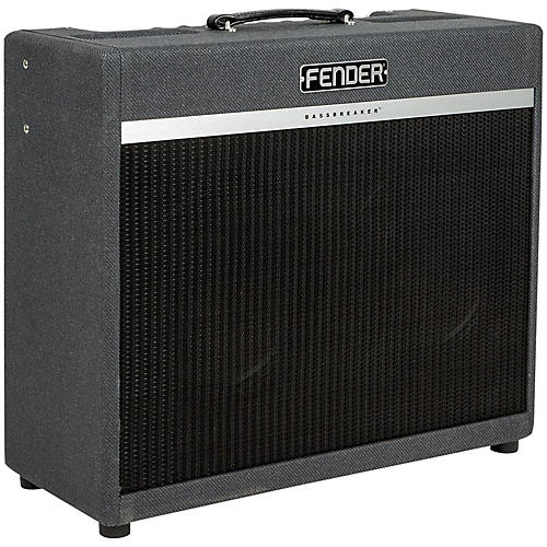 Fender Bassbreaker 45W 2x12 Tube Guitar Combo Amp Condition 1 - Mint
