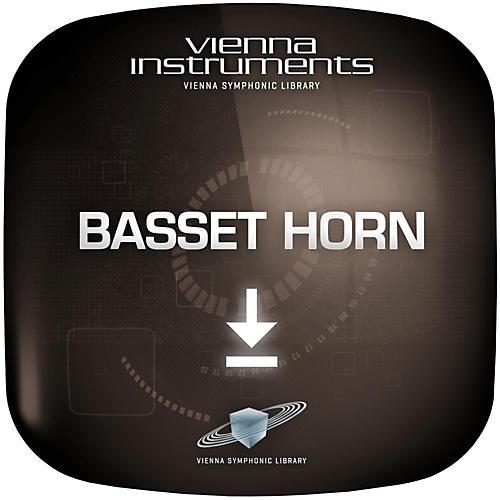 Vienna Instruments Basset Horn Full